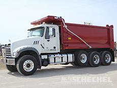2018 Mack Granite GU713, On Road Dump Truck, A02690