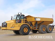 2012 Cat 740B, Haul Truck, A02678