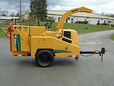 2007 VERMEER BC1000XL WOOD CHIPPER/BRUSH CUTTER FORESTRY ARBORIST