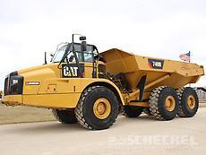 2014 Cat 740B, Haul Truck, A02788
