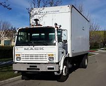 1994 Mack Box Truck