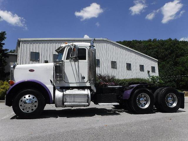 2000 PETERBILT 379 DAYCAB DAY CAB TRUCK TRACTOR WET LINE KIT