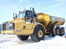 2012 Cat 740B, Haul Truck, A02656