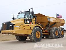 2014 Cat 740B, Haul Truck, A02783