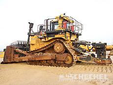 2009 Cat D10T, Crawler Tractor, A02754