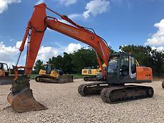 2010 Hitachi ZX210LC-3 Hydraulic Excavator