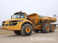 2014 Volvo A40G, Haul Truck, A02786