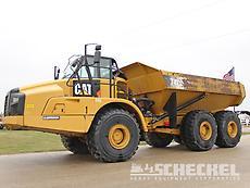 2012 Cat 740B Haul Truck, A02684
