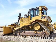 2012 Cat D6T LGP, VPAT, Crawler Tractor, A02531