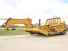 2014 K-TEC 1233, Pull Scraper, A02956
