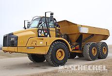 2012 Cat 740B Haul Truck, A02679