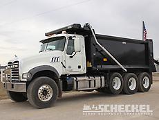 2019 Mack Granite GU713, On-Road Dump Truck, A02688