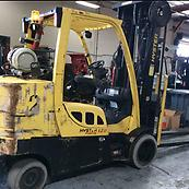 HYSTER S120FT Class IV