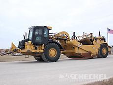 2013 Cat 627H Scraper, A02651