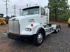 2012 Western Star 4900 Day Cab Truck