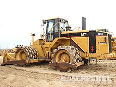 2005 Cat 825H Compactor, A02680