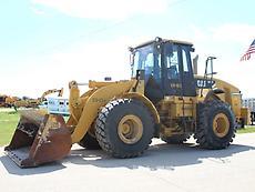 2008 Cat 950H, Wheel Loader, A02903