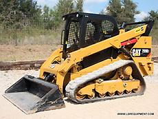 2018 CATERPILLAR 299D2 - TRACK SKID STEER- SKID LOADER- CAT