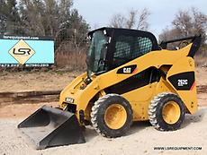 2010 CATERPILLAR 262C SKID STEER - SKID LOADER- 23 PICS