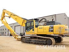 2008 Komatsu PC450HRD-8, High Reach Demolition, A02691