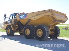 2017 Cat 730C2, Haul Truck, A02971
