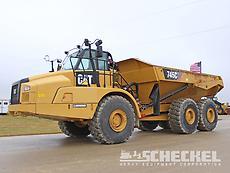 2015 Cat 745C, Haul Truck, A02761