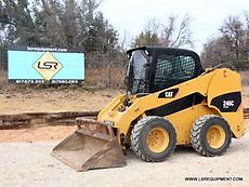 2008 CATERPILLAR 246C SKID STEER - CAT SKID LOADER- LOADER- 25 PICS