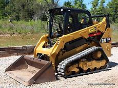2014 CATERPILLAR 259D SKID STEER- SKID LOADER- TRACK SKID STEER- CAT - 26 PICS