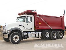 2018 Mack Granite GU713, On Road Dump Truck, A02689