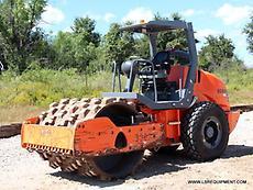2013 HAMM 3307 ROLLER- COMPACTOR- ROLLER- PADFOOT ROLLER- HAMM- 25 PICS
