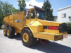 MOXY MT30 ARTICULATED OFF ROAD HAUL DUMP TRUCK