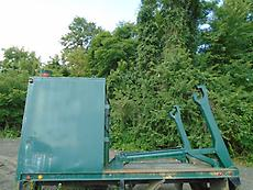 HYDRAULIC CABLE REEL LOADER TRUCK BED