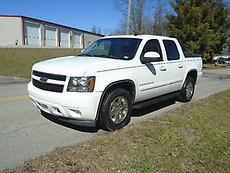 2007 CHEVY AVALANCHE LT CREW CAB 4X4 4-SP AUTOMATIC PICKUP TRUCK