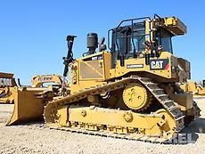 2019 Cat D6T LGP, VPAT, Crawler Tractor A02962