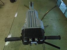 GREENLEE FAIRMONT HD5545-1AVS HYDRAULIC BREAKER JACKHAMMER