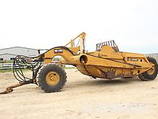 EQUIPMENT FOR SALE 2006 CAT 463F Hydraulic Pull Scraper.