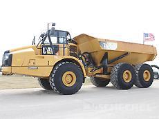 2012 Cat 740B Haul Truck, A02682