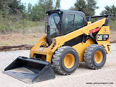 2018 CATERPILLAR 272D XHP SKID STEER- SKID LOADER- HI FLOW- CAT-  24 PICS