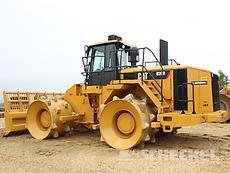 2007 Cat 826H, Landfill Compactor, A02895