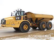 2013 Cat 740B Haul Truck, A02676