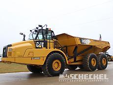 2015 Cat 745C, Haul Truck, A02762