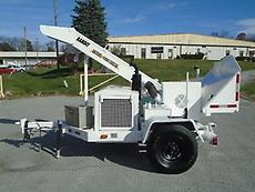 2009 BANDIT 1690 DRUM WOOD CHIPPER/BRUSH CHIPPER FORESTRY ARBORIST