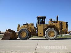2014 Cat 988K, Wheel Loader, A02874