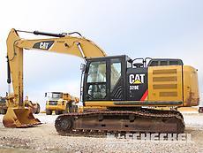 2013 Cat 329EL Excavator, A02337