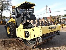 2014 BOMAG BW213PDH-4 ROLLER- COMPACTOR- ROLLER- BOMAG- CAT- 29 PICS