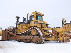 2006 Cat D10T, Crawler Tractor, A02741