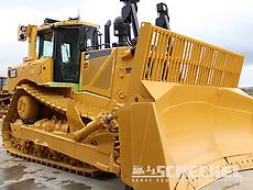 2007 Cat D8T Powertrain Plus Rebuild, A02706